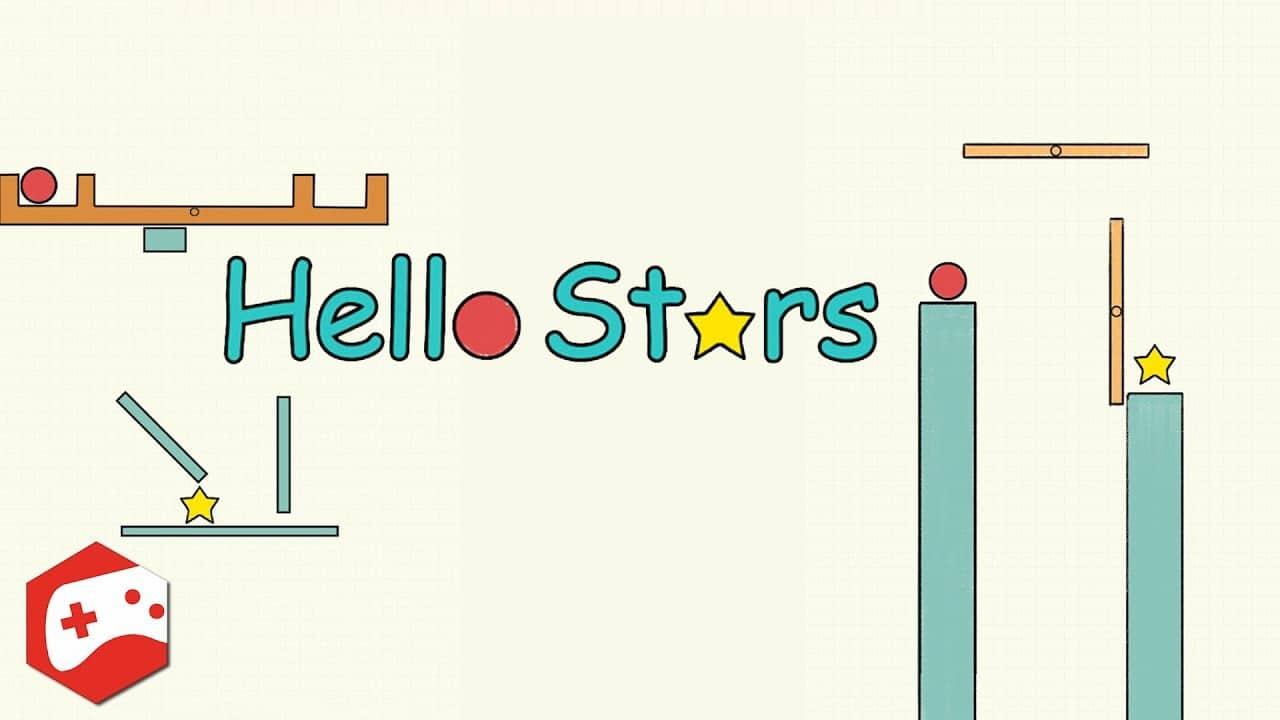 Logo du jeu Hellostars