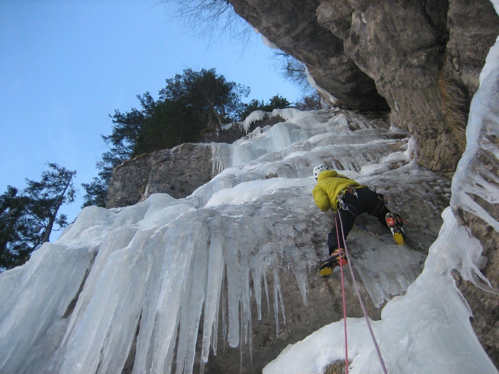 Du canyoning en montagne