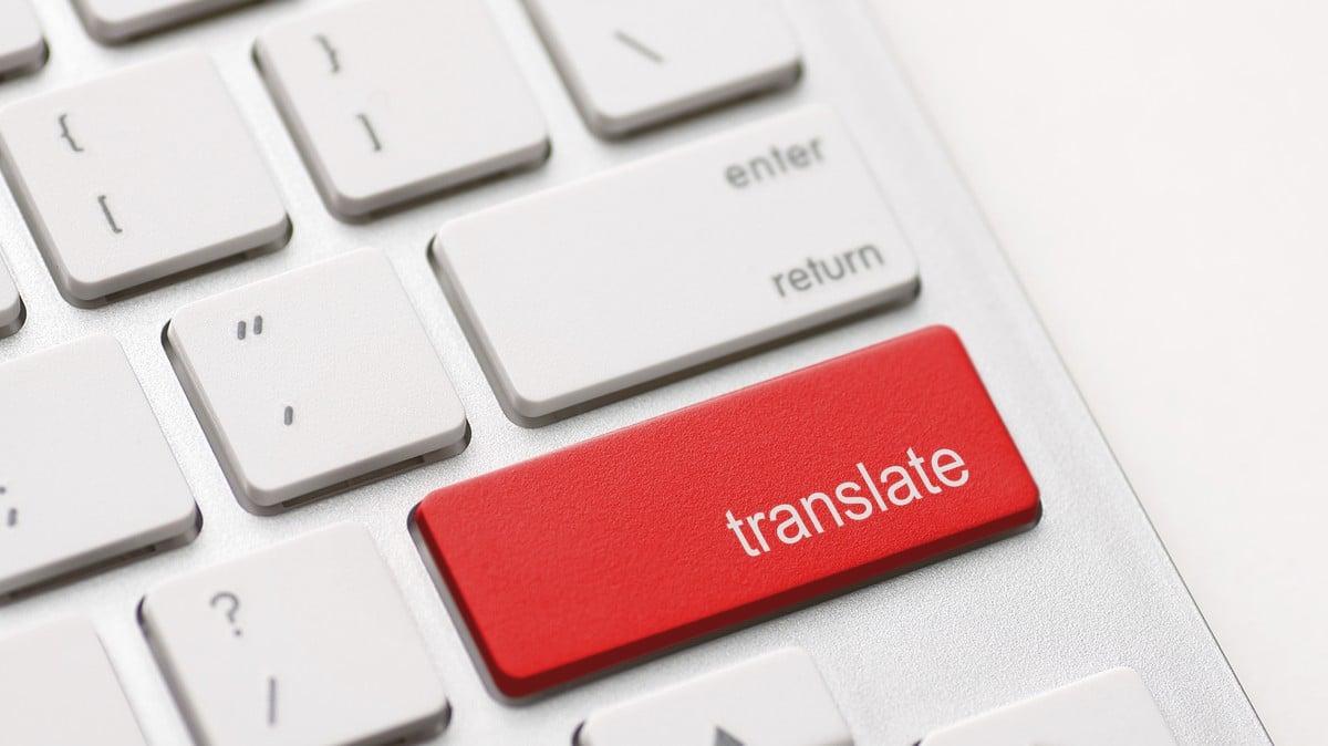 Se faire traduire son site web en ligne